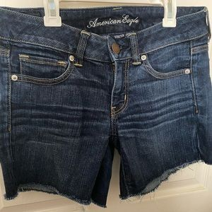 American Eagle Cropped Shorts